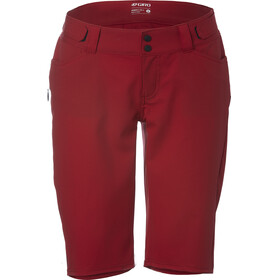 Giro Arc Shorts Women dark red